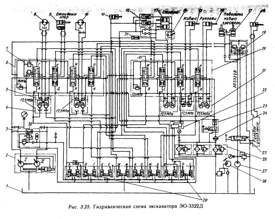 гидросхема ЭО3322Д.jpg